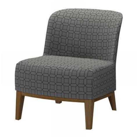 ikea stockholm easy chair slipcover cover figur gray grey geometric bezug housse