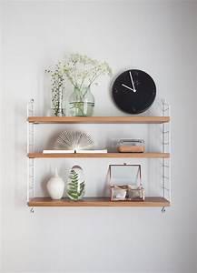 String Regal Ikea : regalsystem wohnzimmer individueller stauraum ~ Markanthonyermac.com Haus und Dekorationen
