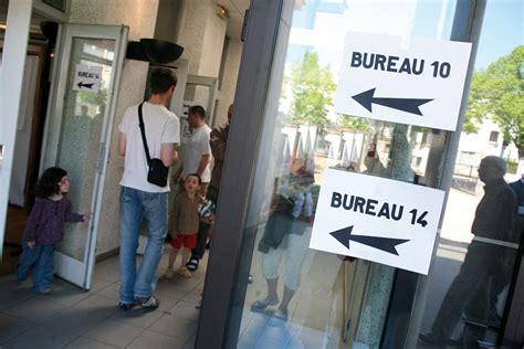 r 233 gionales 2010 horaires des bureaux de vote