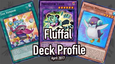 fluffal deck profile april 2017