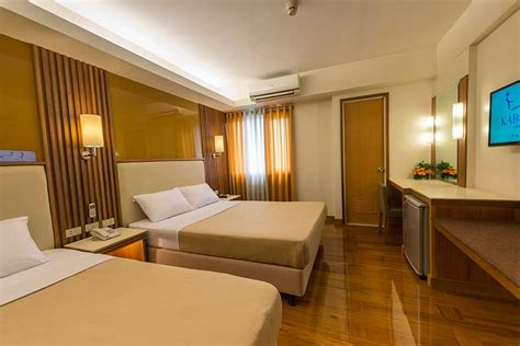 Rooms At Kabayan Hotel In Pasay City  From ₱66964  The