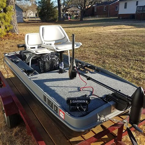 Bass Hunter Boat Modifications by Any Pelican Bass Raider Owners Out There Page 109