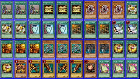 help me fix my ftk exodia deck pojo forums