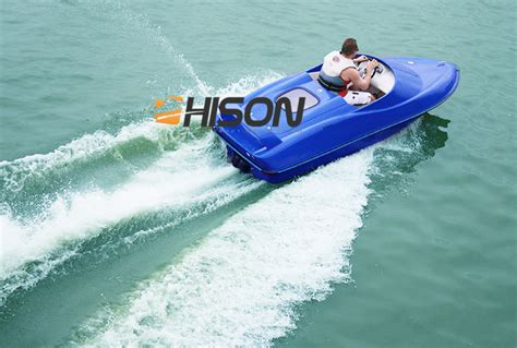 One Man Boats For Sale In Sc by Hison Most Popular China China Jet One Person Fishing Boat