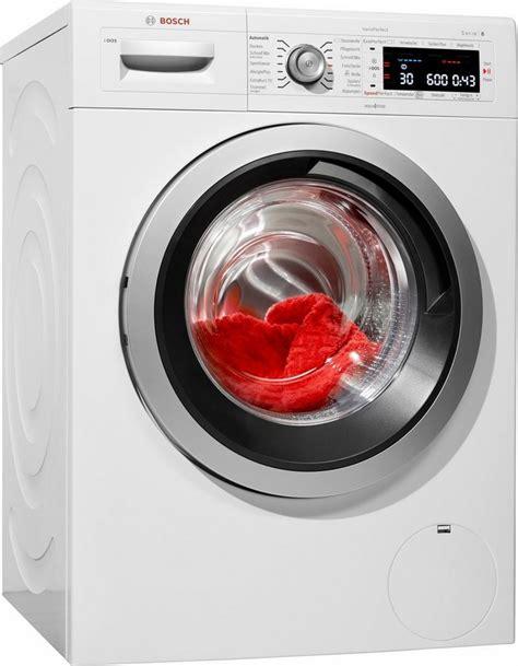 BOSCH Waschmaschine Serie 8 WAW28640, A+++, 8 kg, 1400 U