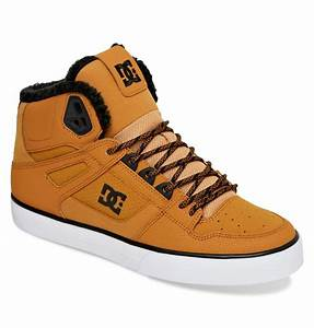 Men's Spartan High WC WNT High Top Shoes ADYS400005 | DC Shoes