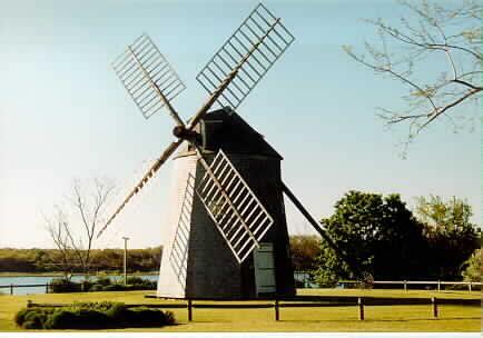 Windmills Of Cape Cod
