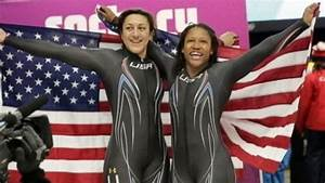 Sochi Olympics: US Women's Bobsled Scores Silver Video ...