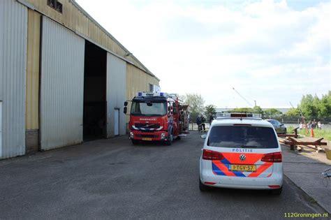Welke Open Zeilboot by 112groningen Brand Op Zeilboot Bij De Stockholmstraat In