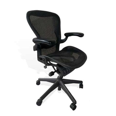 herman miller used aeron chairs office furniture