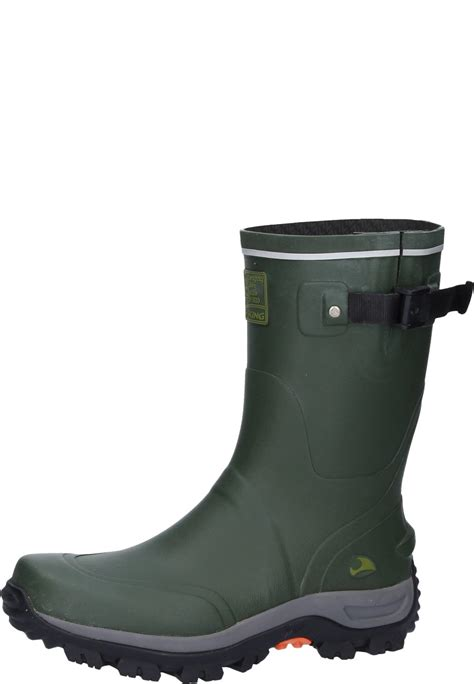 Rubber Boot Pics by Viking Trapper Rubber Boots A Half Height Natural