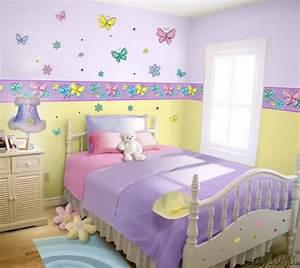 Wandfarben Ideen Schlafzimmer : ideen kinderzimmer streichen ~ Markanthonyermac.com Haus und Dekorationen