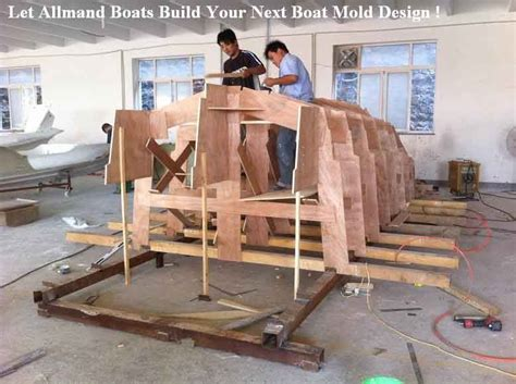 Catamaran Hull Mold For Sale by Boat Molds Allmand Boats Boat Molds For Sale