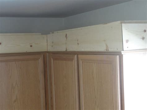 100 how to install molding on kitchen cabinets