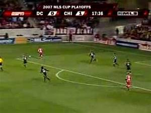 Oct. 25, 2007: D.C. United @ Chicago Fire MLS Cup Playoffs ...