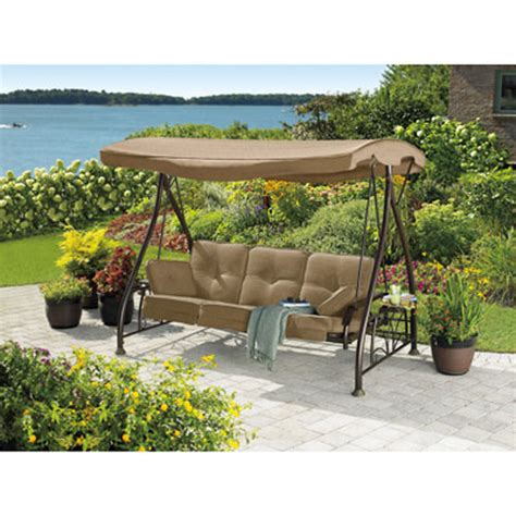 bjs living home outdoors convertible swing garden winds