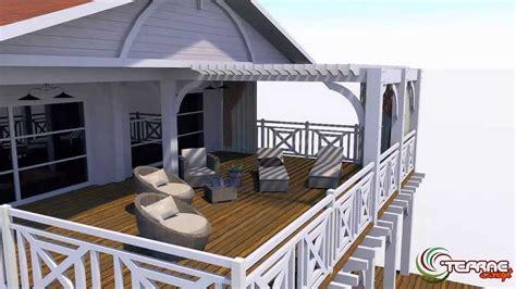 plan de maison permis de construire plan de jardin 3d