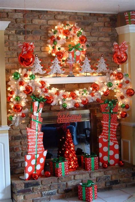 35 Beautiful Christmas Mantels — Style Estate