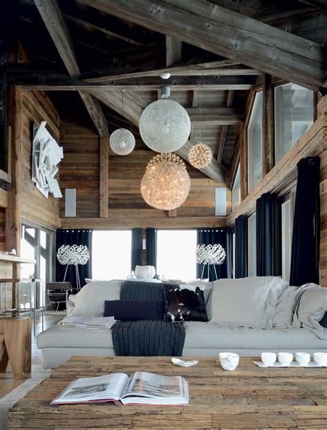 un chalet familial sur 5 niveaux en savoie id 233 es d 233 co meubles et int 233 rieurs design