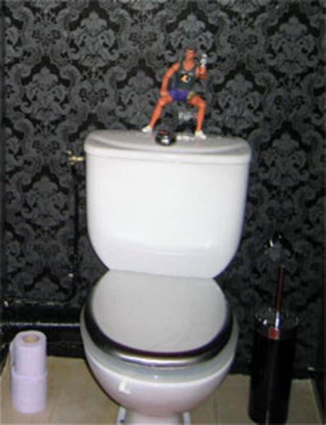 decoration toilette chic