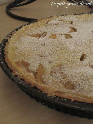 tarte normande aux pommes d eric kayser avec une p 226 te sabl 233 e aux amandes hummm recette