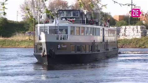 Ligplaats Boot Breda by Nieuw In Breda Een Partyboot Youtube