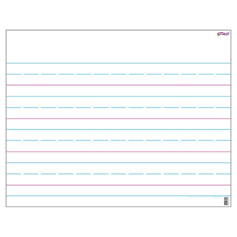 Big Lined Writing Paper  New Calendar Template Site