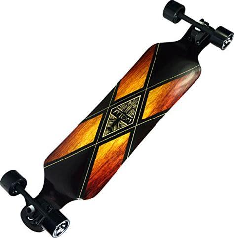 atom longboards atom drop deck longboard 39 quot woody