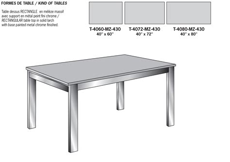 achat table a manger coudec