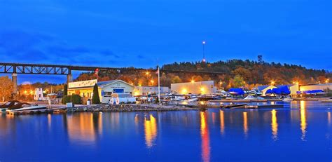 Public Boat Launch Sparrow Lake by Waterside Restaurants For Pwc Trips Northern Ontario Travel