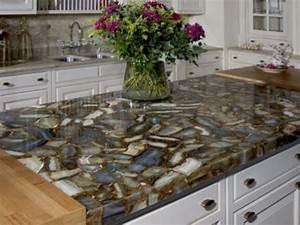 Küche Selber Bauen Beton : arbeitsplatte aus naturstein f r die k che 32 ideen ~ Markanthonyermac.com Haus und Dekorationen