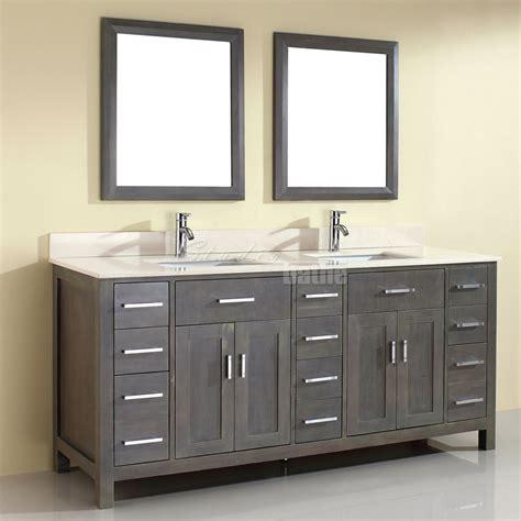 sink bathroom vanity distressed gray 36 quot contemporary bathroom gray distressed bathroom