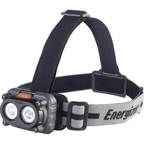 le frontale oule led energizer hardcase magnet headlight 224 piles 15 h noir gris sur le