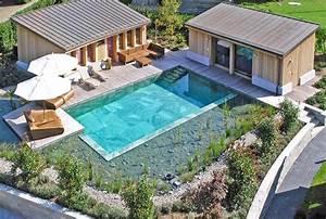 Gartengestaltung Kosten Beispiele : schwimmteich exklusiv egli gartenbau ag uster ~ Markanthonyermac.com Haus und Dekorationen