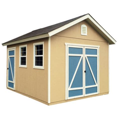 shop heartland architectural gable engineered wood storage shed common 10 ft x 12 ft interior