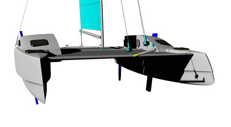 Catamaran Sailing And Design by Trimaran Projects And Multihull News