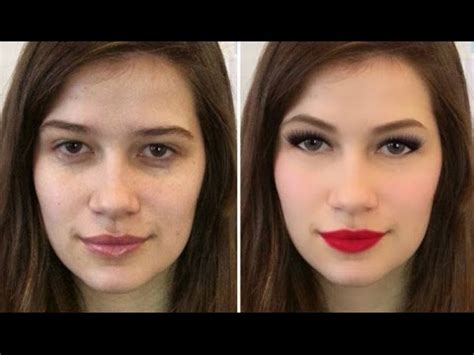 My Extreme Makeover  Before And After  Add Makeup To