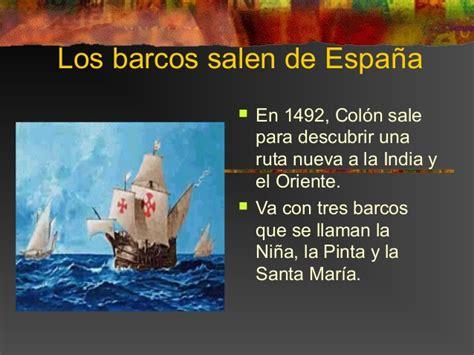 Barcos De Cristobal Colon La Niña La Pinta Yla Santa Maria by Barcos Cristobal Colon Great Conocemos El Diario De A