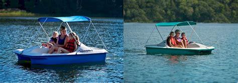 Sun Dolphin Boat Plug by Islander 5 Pedal Boat