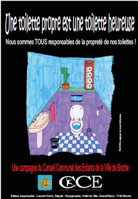cce affiche op 233 ration toilettes propres site de binche