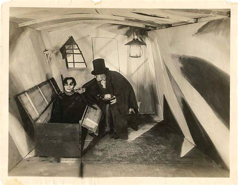 cabinet of dr caligari bad creative writing and