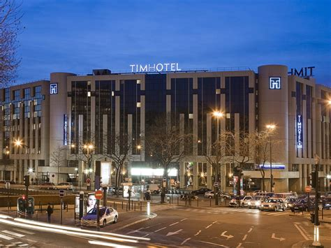 hotel in timhotel berthier 17