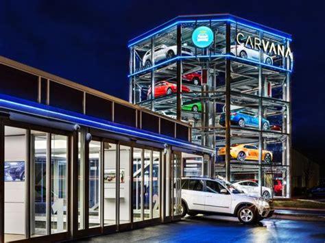 Carvana's Car Vending Machine Dispenses Vehicle Like A