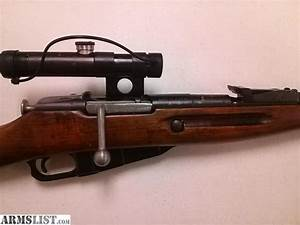 ARMSLIST - For Sale: Mosin Nagant 1944 Sniper Rifle All ...
