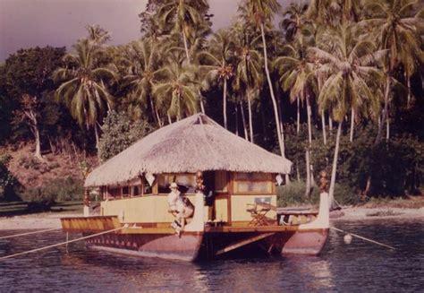 Tiki Party Boat Miami by Tiki Boats Tiki Central