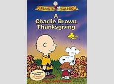 A Charlie Brown Thanksgiving Review DReager1's Blog