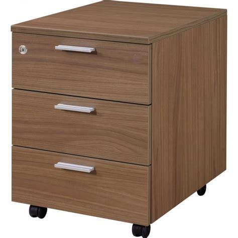 caisson 3 tiroirs sur roulettes gamme mobilier de bureau