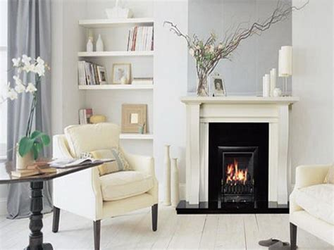 living room with fireplace white fireplace in living room designs your home