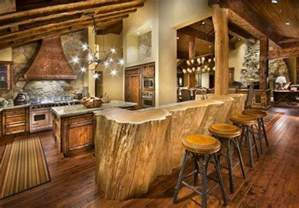 20 beautiful rustic kitchen designs