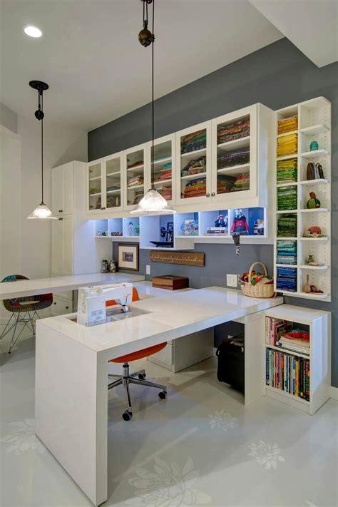23 Craft Room Design Ideas (creative Rooms
